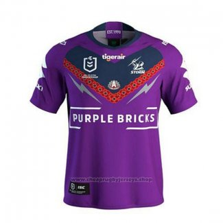 Melbourne Storm Rugby Jersey 2019 Commemorative