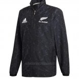New Zealand All Blacks Rugby Jacket 2018-2019 Black