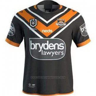 Wests Tigers Rugby Jersey 2019-2020 Home