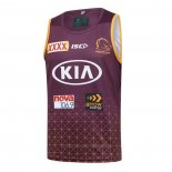 Brisbane Broncos Rugby Tank Top 2020 Training