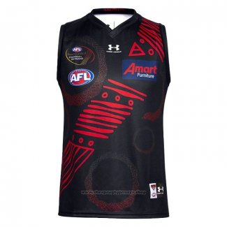 Essendon Bombers AFL Guernsey 2020-2021 Indigenous
