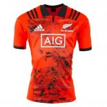 New Zealand All Blacks Rugby Jersey 2017 Training