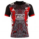 New Zealand Maori All Blacks Rugby Jersey 2019 Training