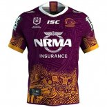 Brisbane Broncos Rugby Jersey 2019 Indigenous