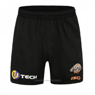 Wests Tigers Rugby Shorts 2020 Training