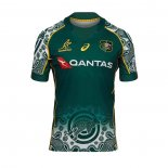 Australia Rugby Jersey 2021 Home