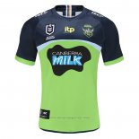 Canberra Raiders Rugby Jersey 2021 Away