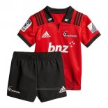 Kid's Kits Crusaders Rugby Jersey 2018 Home
