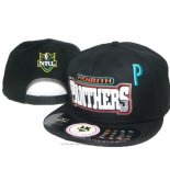 NRL Snapback Cap Penrith Panthers Black