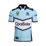 Sharks Rugby Jersey 2018-2019 Home