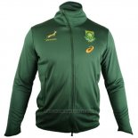 South Africa Springbok Rugby Jacket 2020 Green