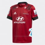 Crusaders Rugby Jersey 2020 Home