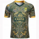 South Africa Springbok Rugby Jersey Madiaba100th Commemorative