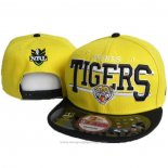 NRL Snapback Cap Wests Tigers Yellow