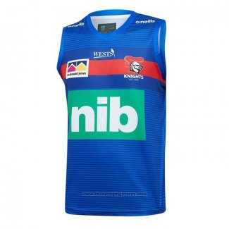 Newcastle Knights Rugby Tank Top 2020 Training