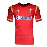 Wales Rugby Jersey 2016 Home