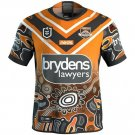 Wests Tigers Rugby Jersey 2019 Indigenous