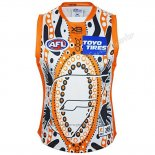 GWS Giants AFL Guernsey 2020 Indigenous