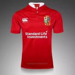 British & Irish Lions Rugby Jersey 2017 Training Red