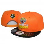 NRL Snapback Cap Wests Tigers Orange