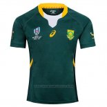 South Africa Springbok Rugby Jersey RWC2019 Home