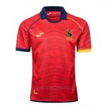 Spain Rugby Jersey 2019-2020 Red