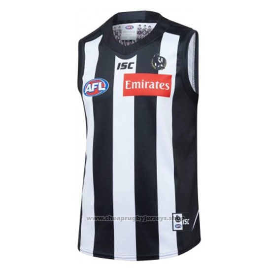 Collingwood Magpies AFL Guernsey 2019 Home