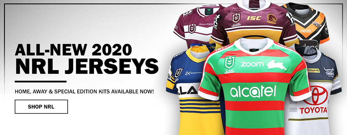 Cheap NRL Rugby Jersey Online
