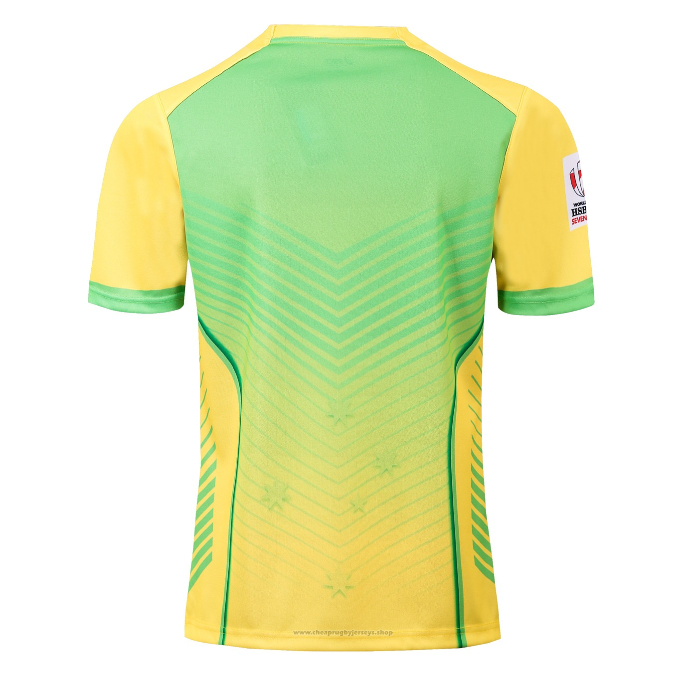 Australia 7s Rugby Jersey 2019-2020 Home