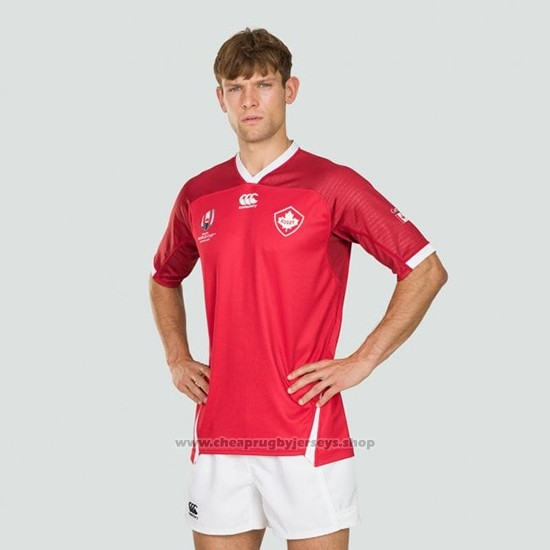 Canada Rugby Jersey RWC 2019 Home