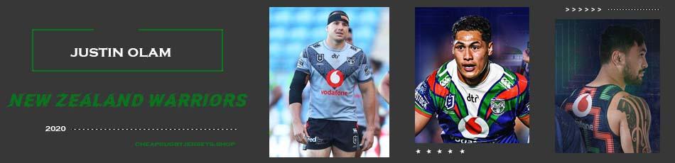 New Zealand Warriors 2020