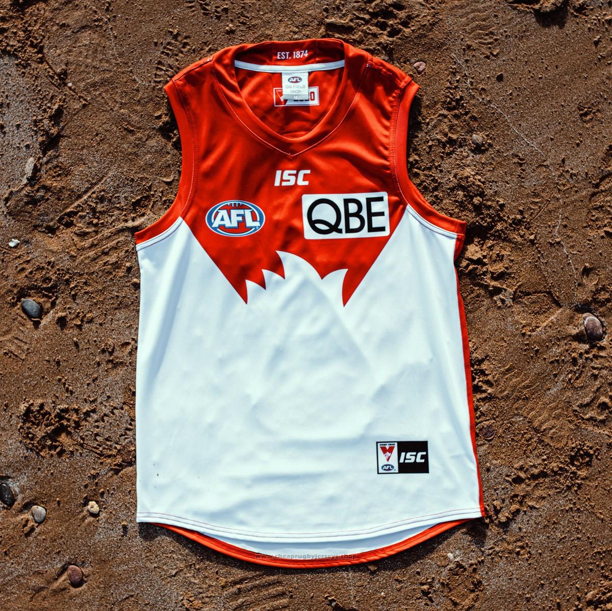 Sydney Swans AFL Guernsey 2020 Home
